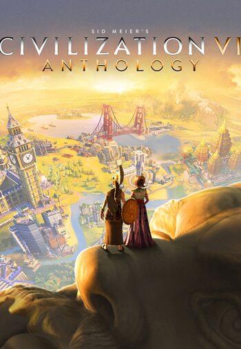 Sid Meier's Civilization VI Anthology Steam Key GLOBAL