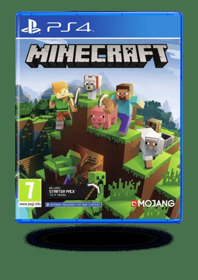 Buy Minecraft Bedrock Edition Ps4 Cd Eneba