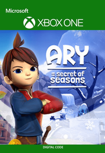 Ary And The Secret Of Seasons XBOX LIVE Key EUROPE