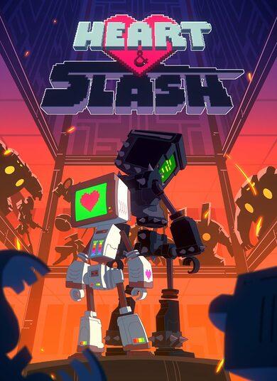 Heart and Slash Steam Key EUROPE