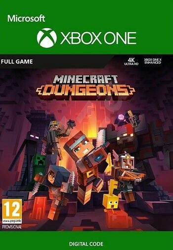 Minecraft Dungeons (Xbox One) Xbox Live Key GLOBAL