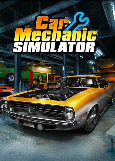 Car Mechanic Simulator 2018 Steam Key GLOBAL