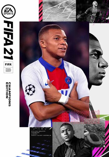 FIFA 21 Champions Edition (ENG/PL/TUR/CZ/RU) Origin Key GLOBAL