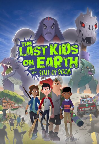 Last Kids on Earth and the Staff of Doom Steam Key GLOBAL