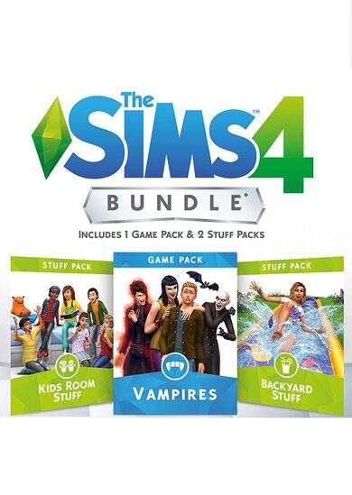The Sims 4 - Bundle Pack 4 (DLC) Origin Key GLOBAL