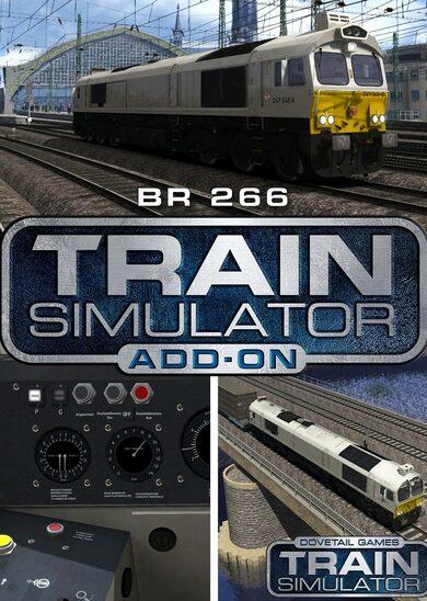 Train Simulator - BR 266 Loco Add-On (DLC) Steam Key EUROPE