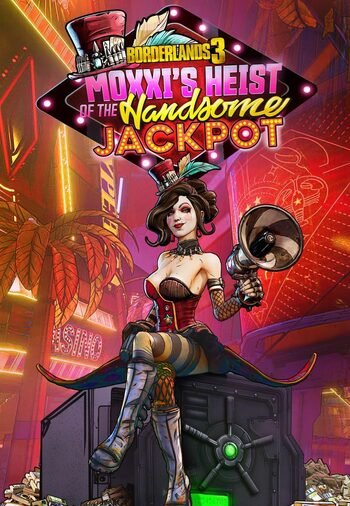 Borderlands 3: Moxxi's Heist of the Handsome Jackpot (DLC) Epic Games Key EUROPE