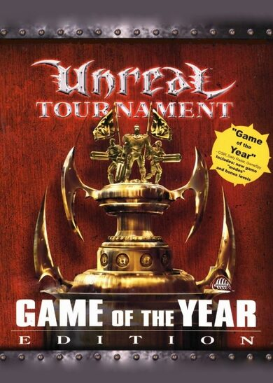 Unreal Tournament: Game of the Year Edition Steam Key GLOBAL фото