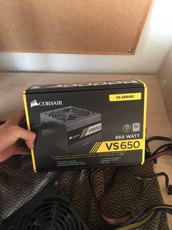 Corsair VS650 (2018) ATX 650 W 80+ PSU