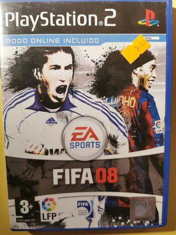FIFA 08 PlayStation 2