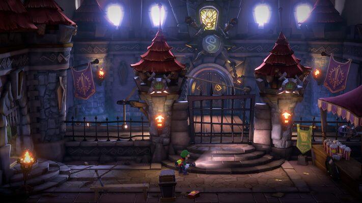 Luigi S Mansion 3 Nintendo Switch Eshop Key Europe