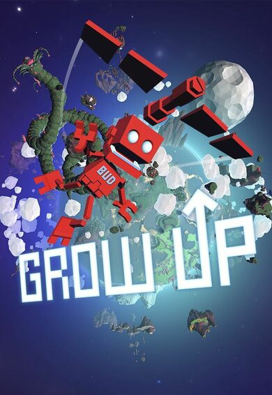 Grow Up Steam Key EUROPE