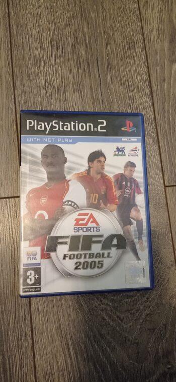 FIFA 2005 PlayStation 2