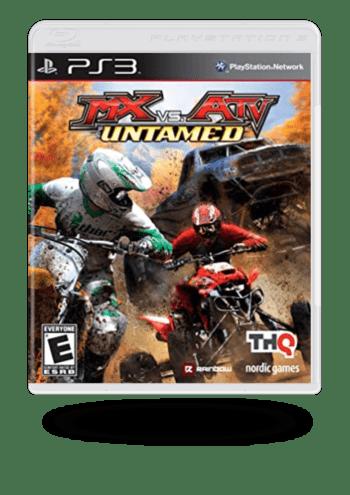 MX vs ATV Untamed PlayStation 3