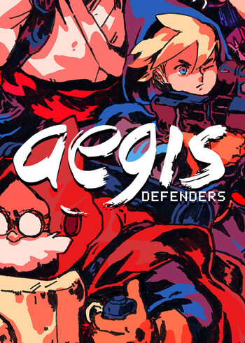 Aegis Defenders Steam Key GLOBAL