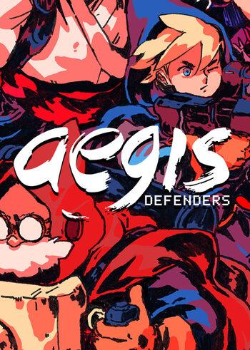 Aegis Defenders Steam Key GLOBAL
