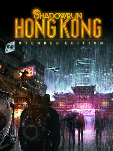 Shadowrun: Hong Kong (Extended Edition) Steam Key GLOBAL