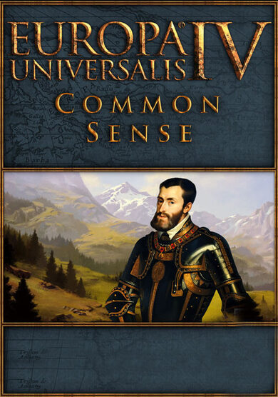 Europa Universalis IV - Common Sense (DLC) Steam Key GLOBAL