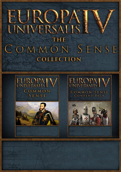 Europa Universalis IV - Common Sense Collection (DLC) Steam Key GLOBAL