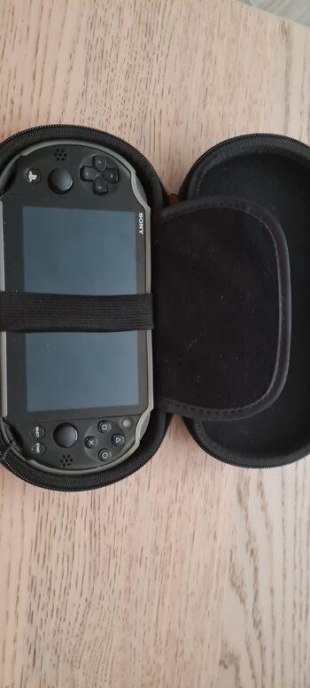 PS Vita, Black, 4GB