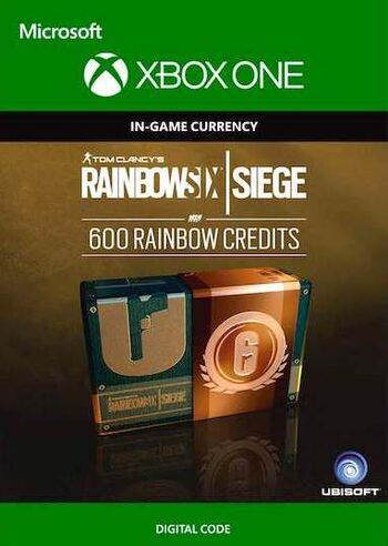 TOM CLANCY'S RAINBOW SIX SIEGE: 600 R6 CREDITS Xbox Live Key EUROPE