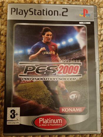 Pro Evolution Soccer 2010 PlayStation 2