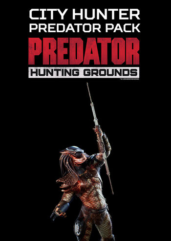 Predator: Hunting Grounds - City Hunter Predator Pack (DLC) Steam Key GLOBAL