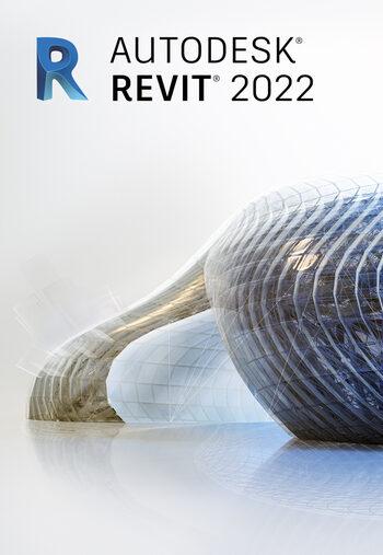 Autodesk Revit 2022 (Windows) 1 Device 1 Year Key GLOBAL
