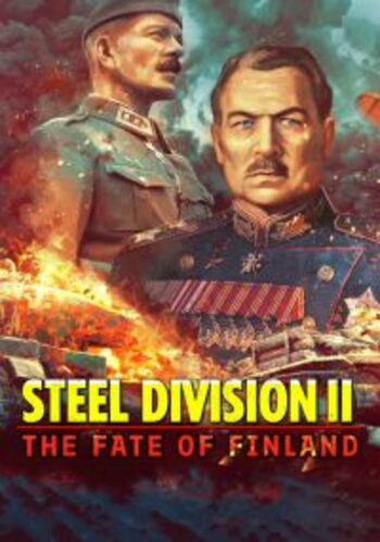 Steel Division 2 - The Fate of Finland (DLC) Steam Key GLOBAL