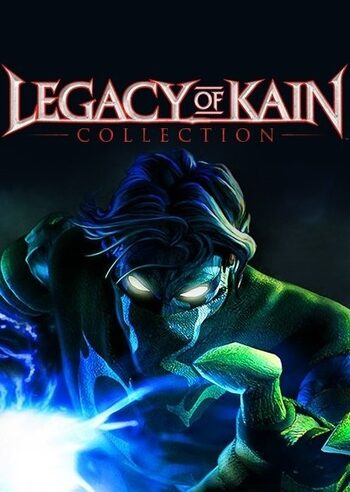 Legacy of Kain Collection Steam Key GLOBAL