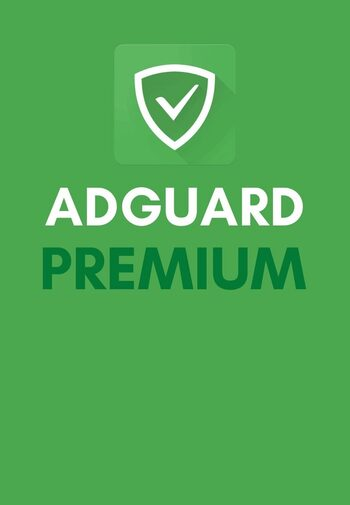 AdGuard Premium 3 Devices 1 Year AdGuard Key GLOBAL