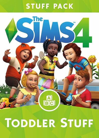 The Sims 4: Toddler Stuff (DLC) Origin Key GLOBAL