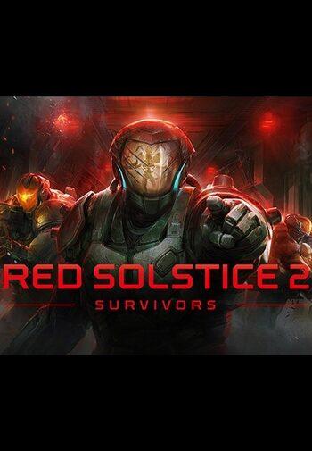 Red Solstice 2: Survivors Steam Key GLOBAL
