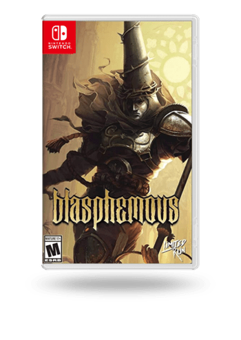 Blasphemous Nintendo Switch