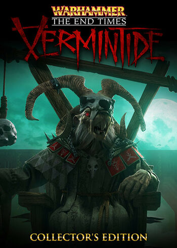 Warhammer: End Times - Vermintide Collector's Edition Steam Key GLOBAL
