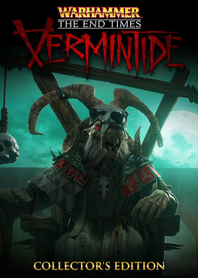 Warhammer: End Times - Vermintide Collector's Edition Steam Key EUROPE