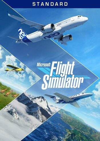 Microsoft Flight Simulator - Green Gift Key EUROPE