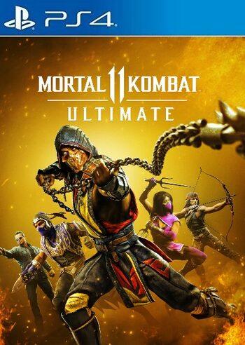 Mortal Kombat 11 Ultimate - PS4/PS5 (PSN) Key EUROPE