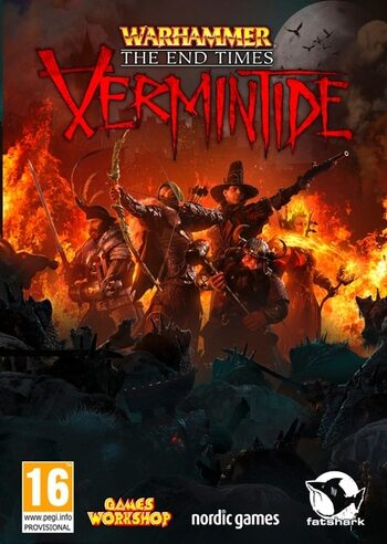 End Times Vermintide Item: Razorfang Poison Steam Key GLOBAL