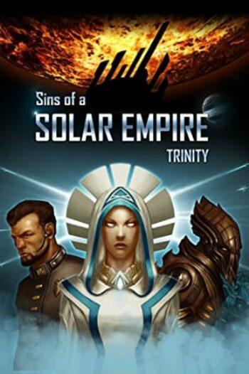 Sins of a Solar Empire: Trinity Steam Key GLOBAL