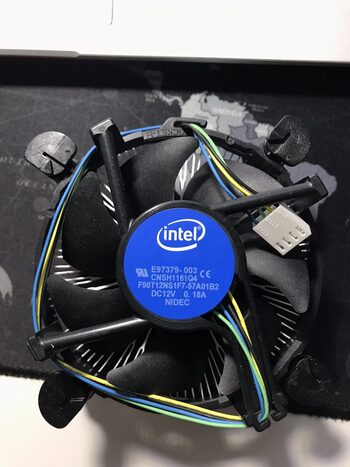 Intel E97379-001 1200-2800 RPM CPU Cooler
