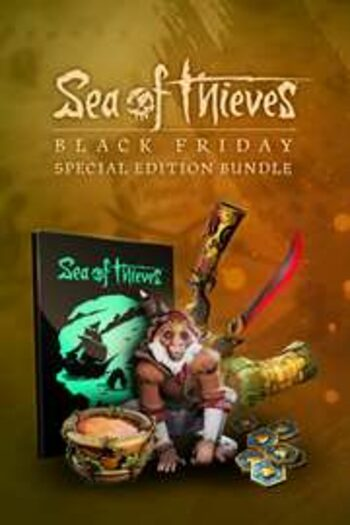 Sea of Thieves: Black Friday Special Edition (PC/Xbox One) Xbox Key EUROPE