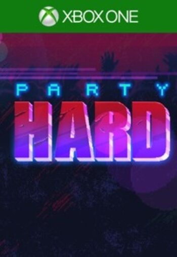 Party Hard (Xbox One) Xbox Live Key UNITED STATES