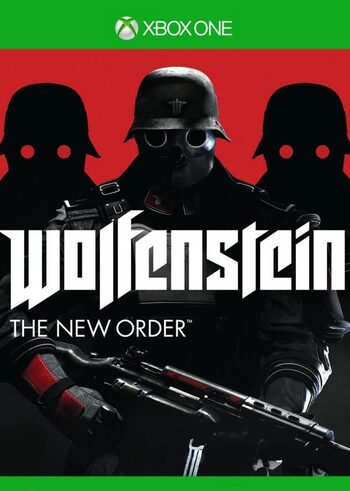 Wolfenstein: The New Order (Xbox One) Xbox Live Key UNITED STATES