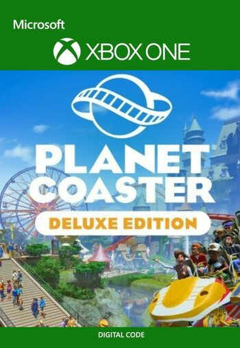 Planet Coaster: Deluxe Edition (Xbox One) Xbox Live Key UNITED STATES