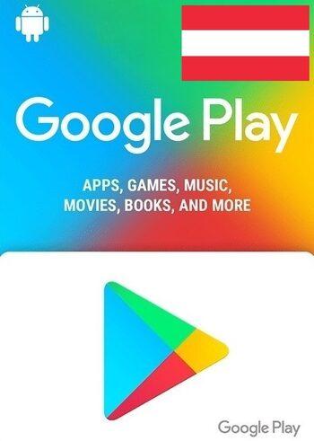 Google Play Gift Card 5 EUR (AT) Key AUSTRIA