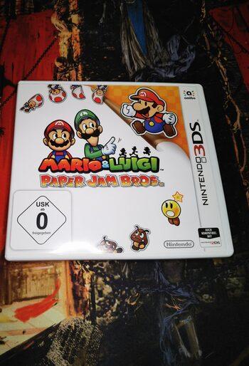 Mario & Luigi: Paper Jam Nintendo 3DS