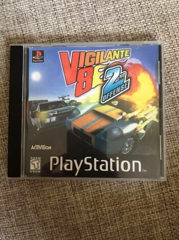 Vigilante 8: 2nd Offense PlayStation
