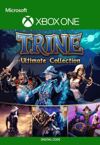 Trine: Ultimate Collection XBOX LIVE Key EUROPE