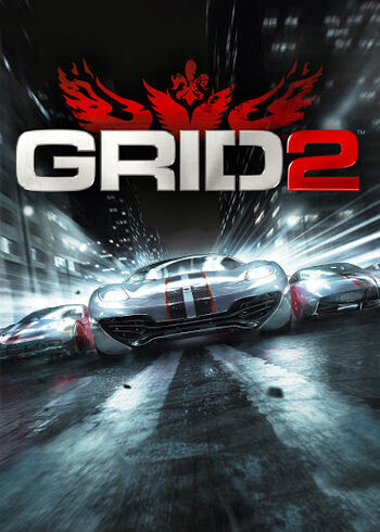 GRID 2 Steam Clave GLOBAL